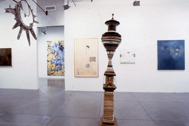 "Installation view from ""Lyric"""